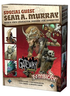 Zombicide Green Horde Special guest box Sean A. Murray
