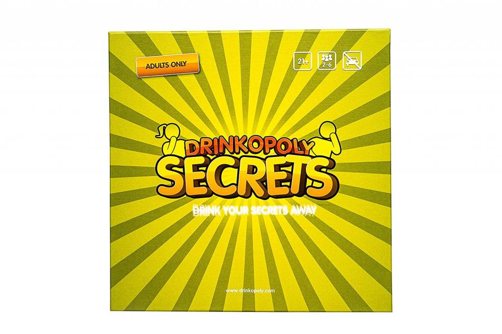 Drinkopoly - Secrets