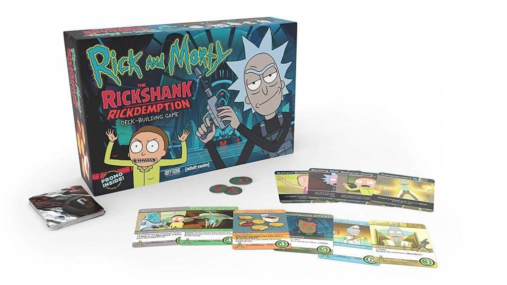 Rick and Morty the Rickshank Rickdemption