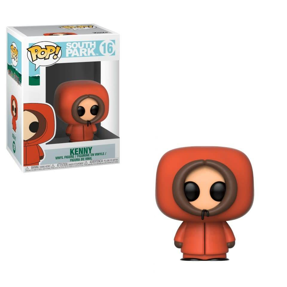Pop! South Park Kenny