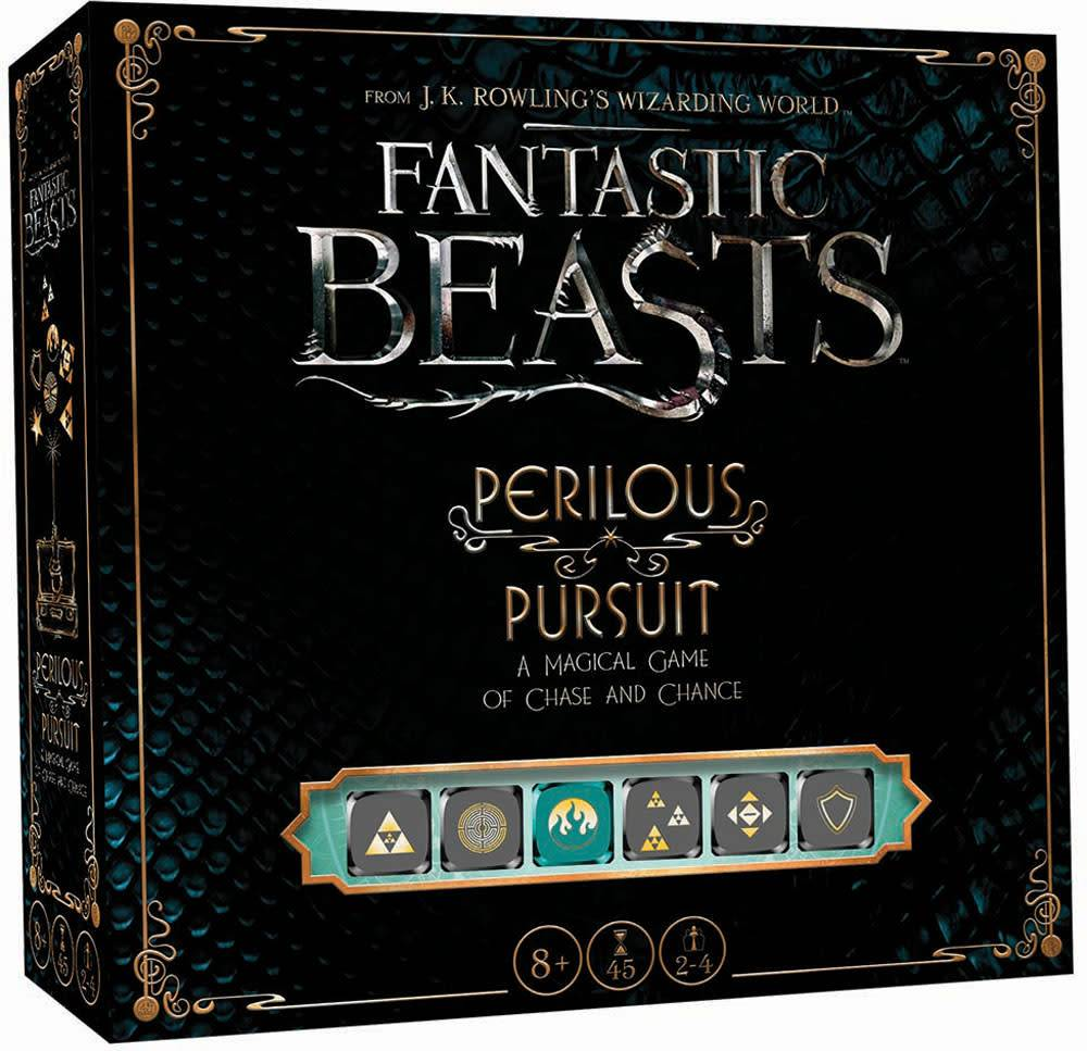 Fantastic Beasts - Perilous Pursuits