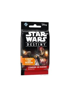 Star Wars Destiny: l'Empire en Guerre Boite de Booster