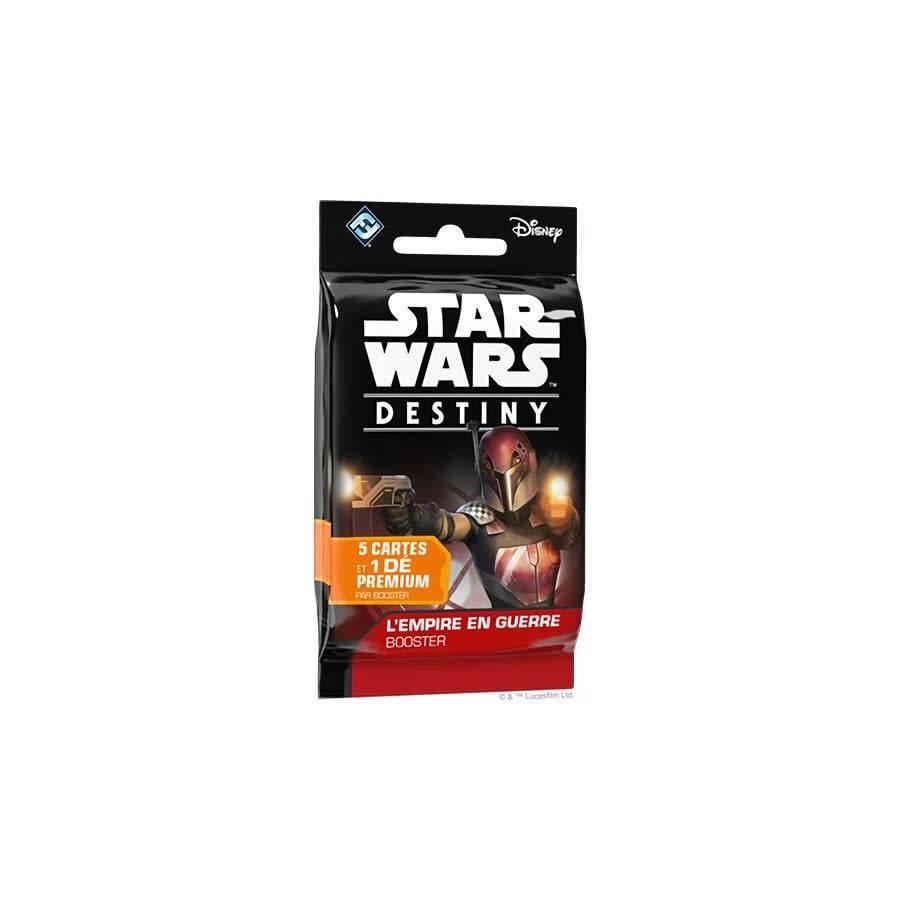 Star Wars Destiny: l'Empire en Guerre Boite de Booster