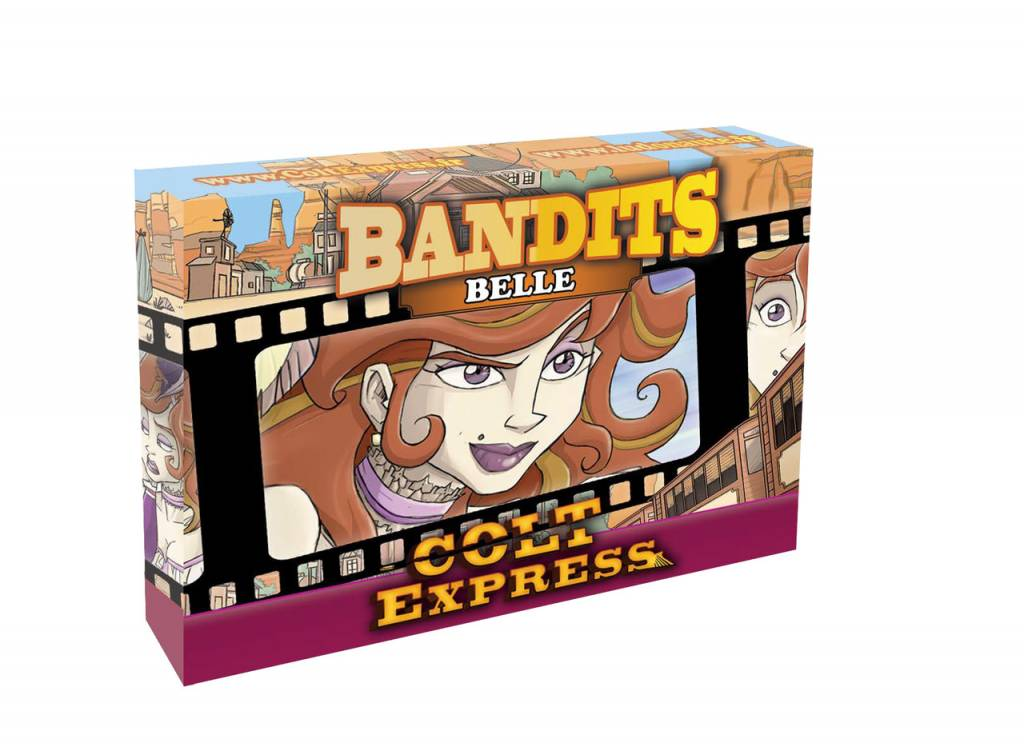 Colt Express Bandit Pack - Belle Expansion Multi