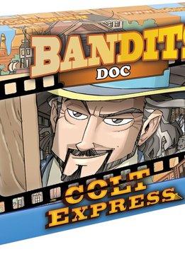 Colt Express Bandit Pack - Doc Expansion