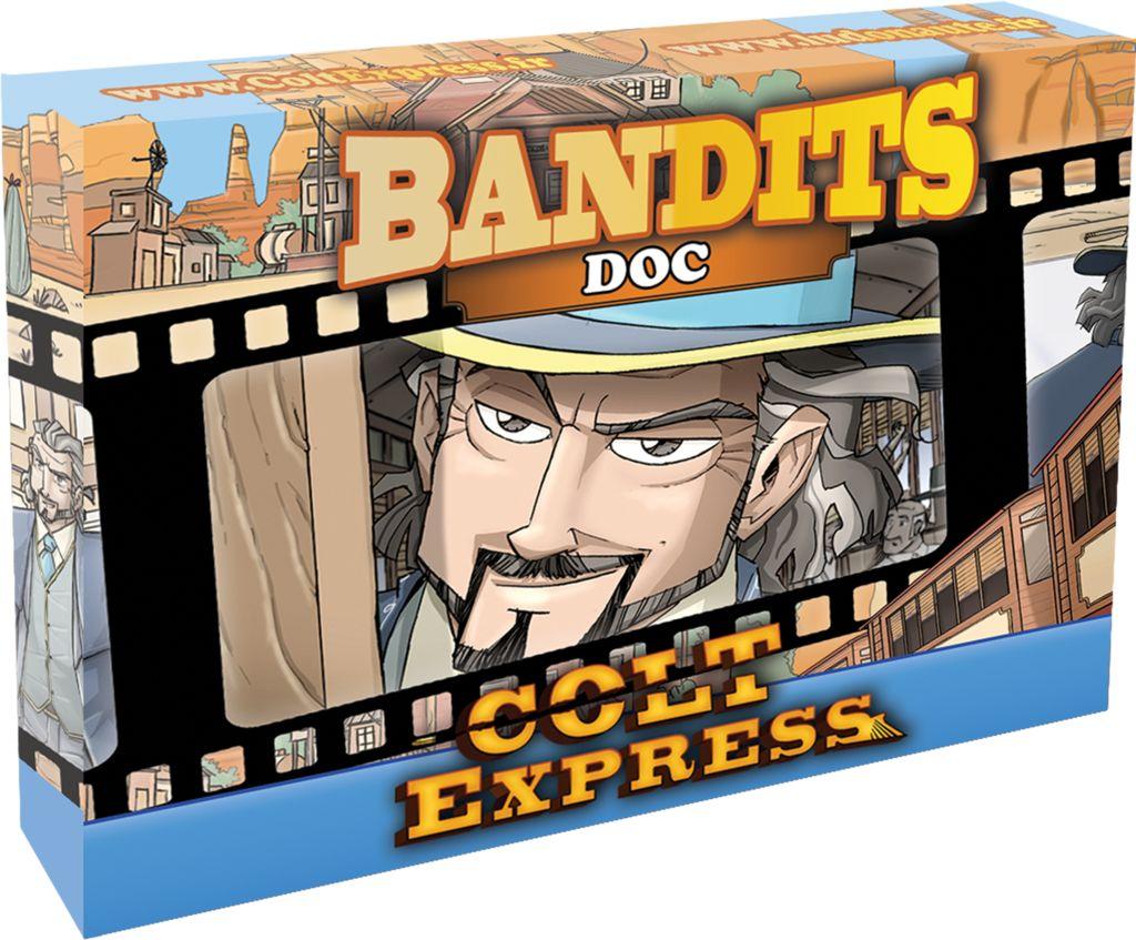Colt Express Bandit Pack - Doc Expansion Multi