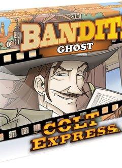 Colt Express Bandit Pack - Ghost Expansion Multi