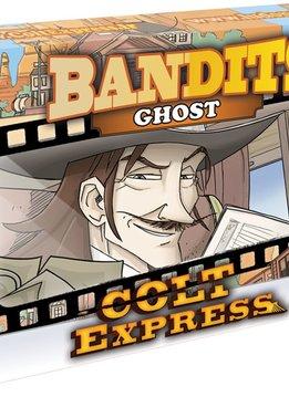 Colt Express Bandit Pack - Ghost Expansion