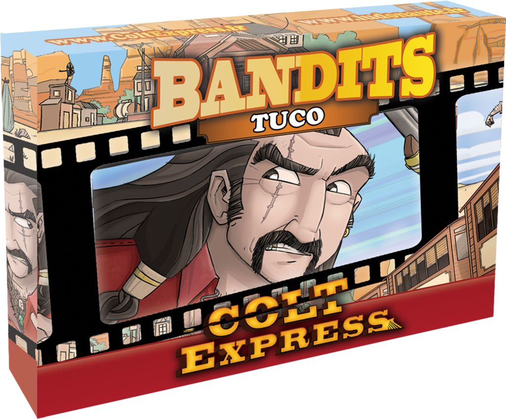 Colt Express Bandit Pack - Tuco Expansion Multi