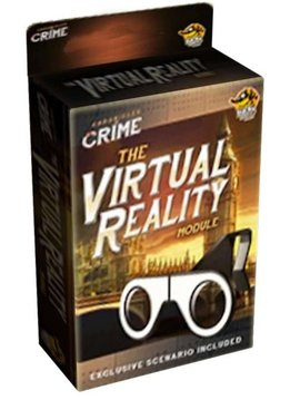 Chronicles of Crimes Glasses