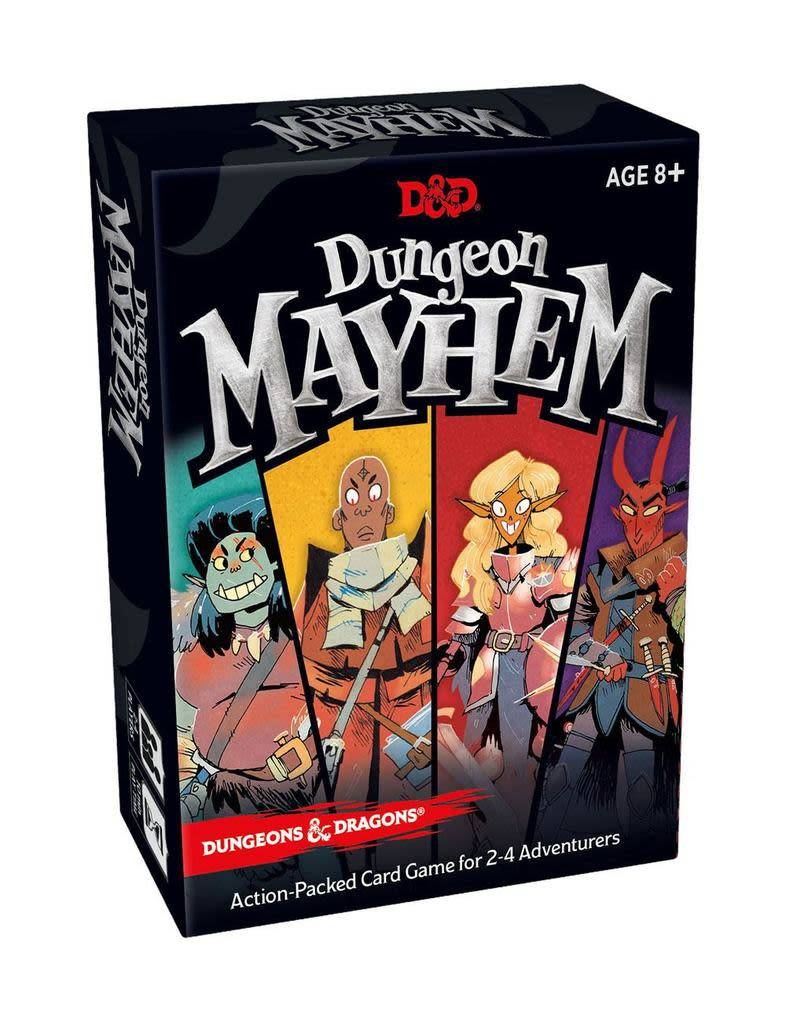 Dungeons And Dragons : Dungeon Mayhem