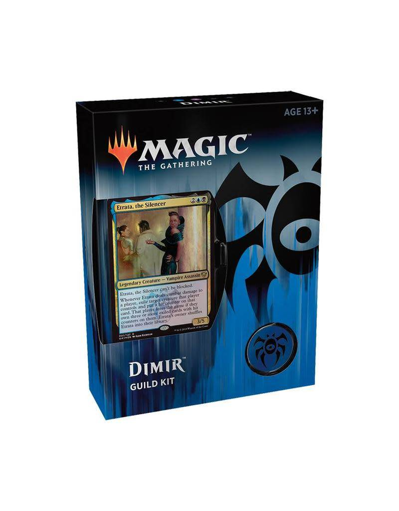 Guilds of Ravnica - Dimir Guild Kit