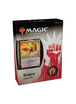 Guilds of Ravnica - Boros Guild Kit