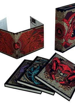 D&D Core Rulebook Limited Edition Gift Set