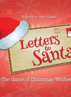 LOVE LETTER - Letters To Santa Box