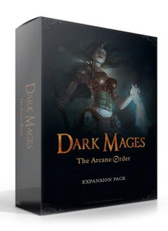 Magiciens de l'ombre 1.5 : Confrérie de l'arcane