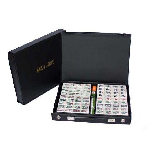 Mahjong Vinyl Case 8 3/4