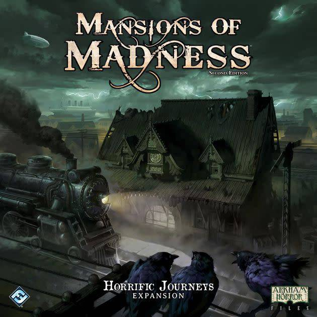 Mansions of Madness : Horrific Journeys