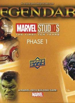 Marvel Legendary Deck Building Game 10th Anniversary