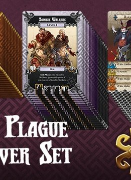Massive Darkness KS: Black Plague Cross Over Kit
