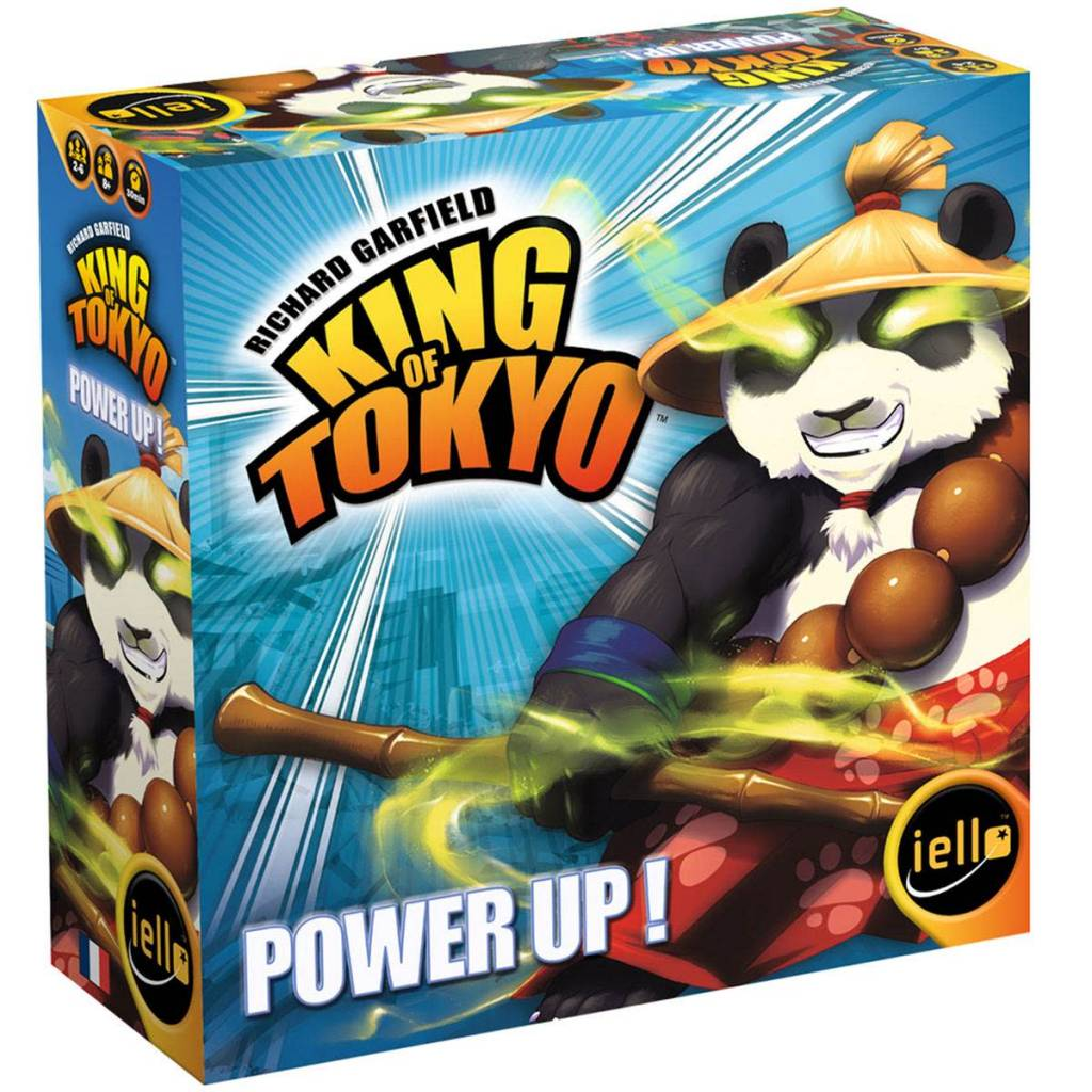 King of Tokyo - Power Up! (FR)