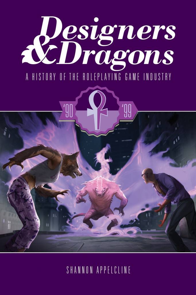 Designers & Dragons - The 90s