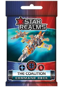 Star Realms Command Deck - The Coalition