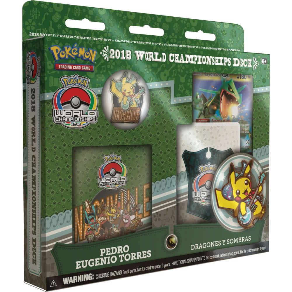 Dragones Y Sombras Pokemon World Championships 2018