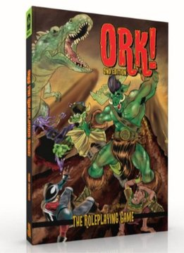Ork! RPG 2nd Edition