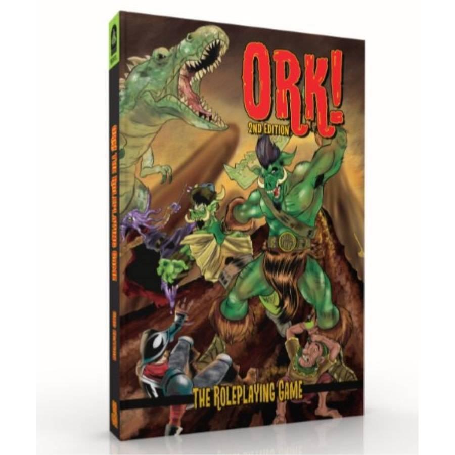 Ork! RPG 2nd Edition