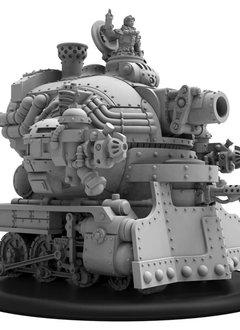 Crucible Guard - Captain Eira Mackay Battle Engine/Warcaster