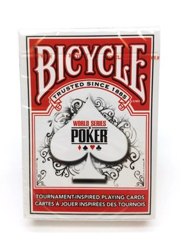 Bicycle Deck - World Series of Poker