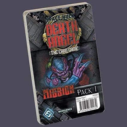 Space Hulk: Death Angel Mission Pack 1