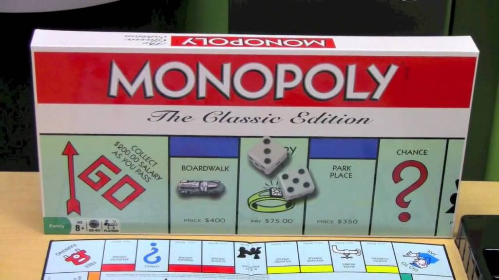 Monopoly Original Classic Edition