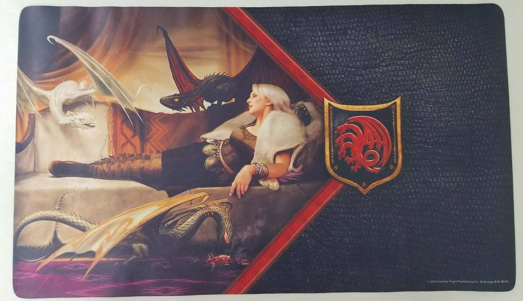 Mother of Dragons Playmat