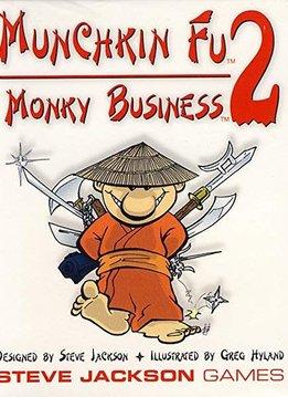 munchkin 2 monky business