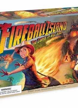 Fireball Island - The Curse of Vul-Kar