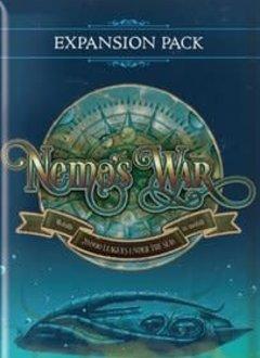 Nemo's War Nautilus Upgrades Expansion Pack