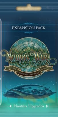 Nemo's War Nautilus Upgrades Expansion Pack