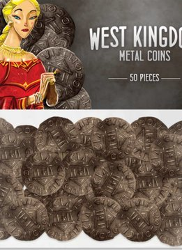 Architects of the West Kingdom Coins 50pc