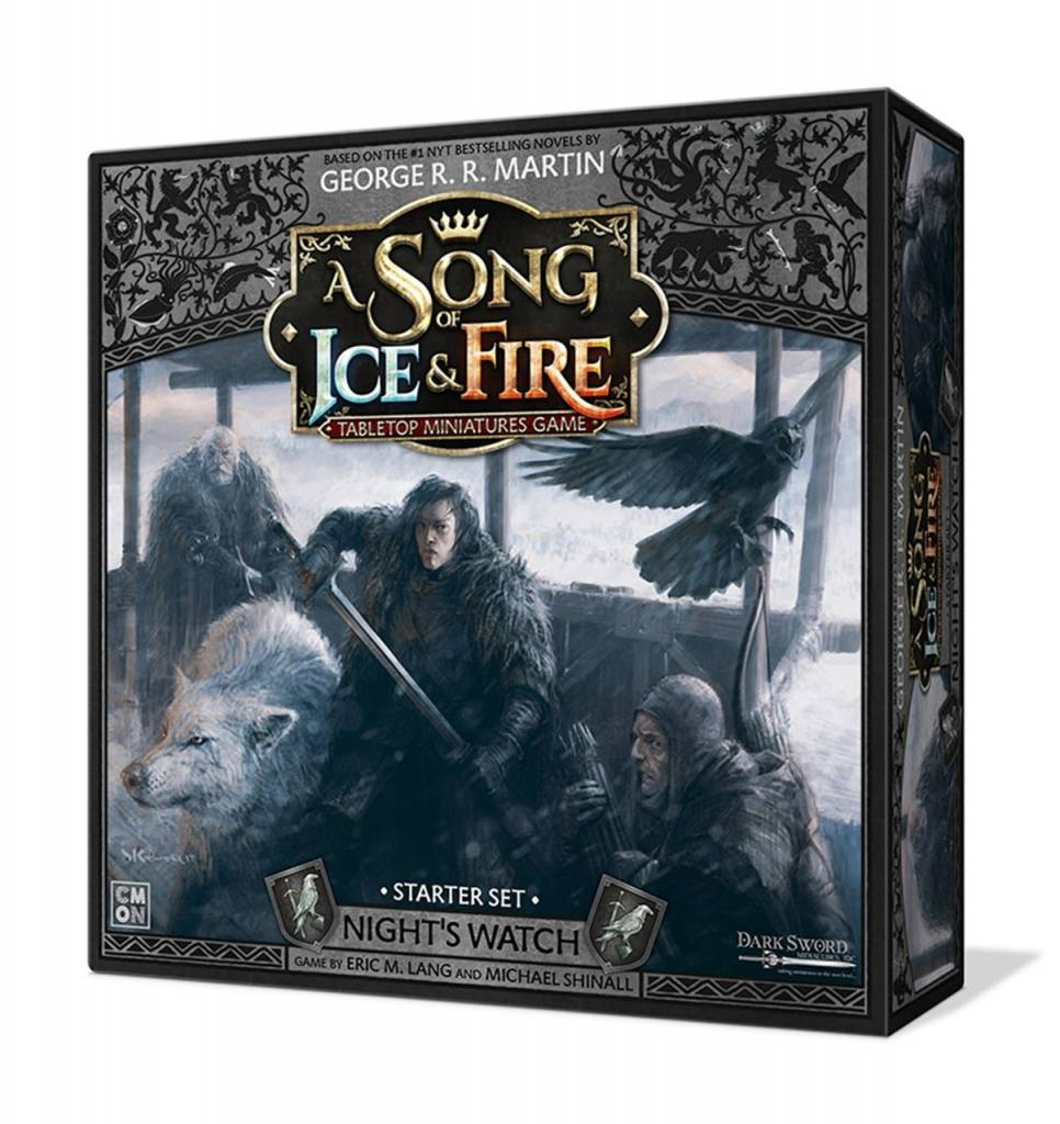 A Song of Ice and Fire Night's Watch Starter