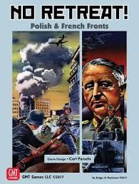 No Retreat 3: Polish and French Fronts