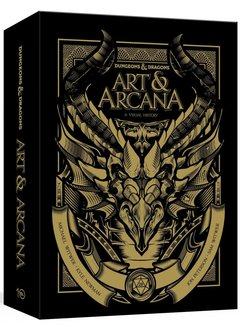 Dungeons and Dragons - Art & Arcana Special Edition