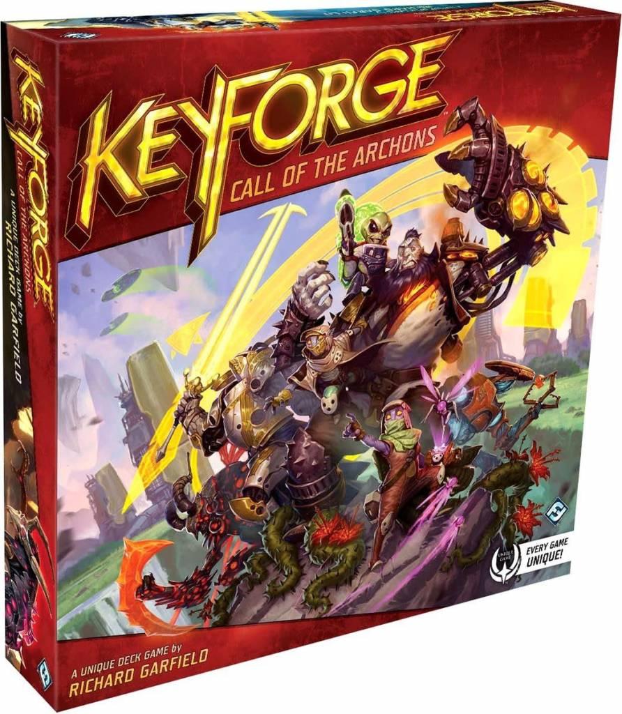 Keyforge Starter FR