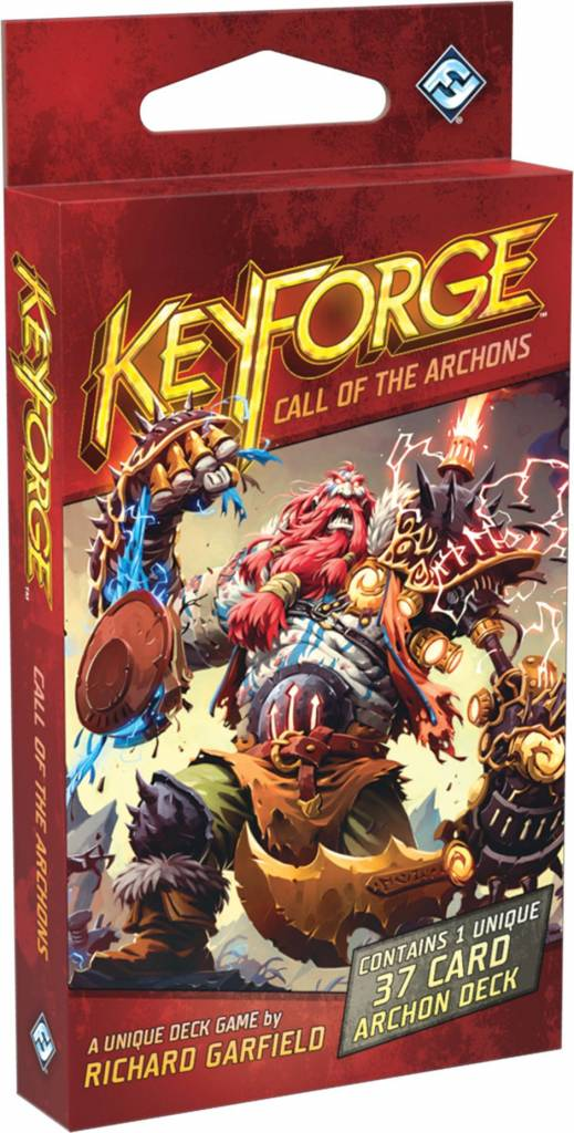 Keyforge L'Appel Des Archontes Deck FR