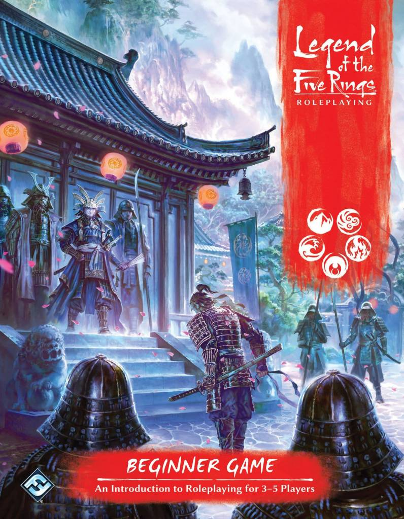 Legend of the Five Rings Roleplaying Beginner Game