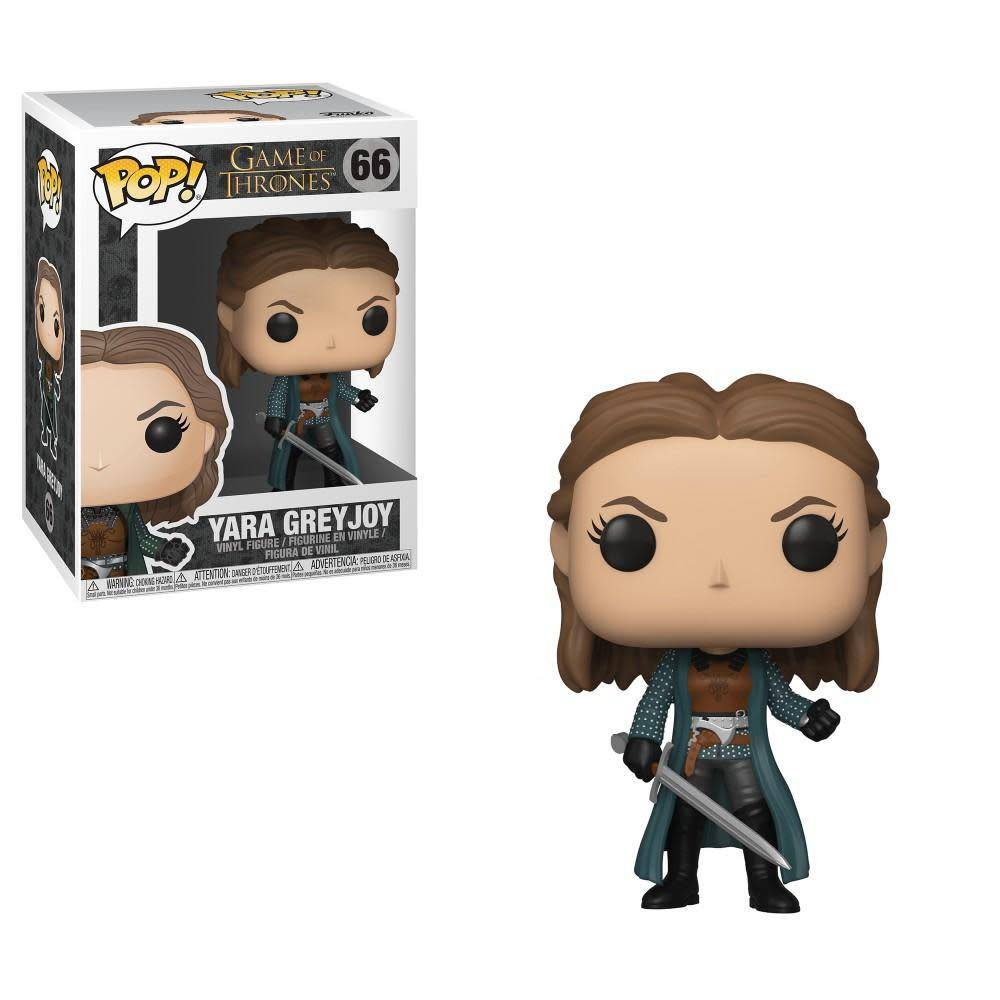 Pop! GOT Yara Greyjoy