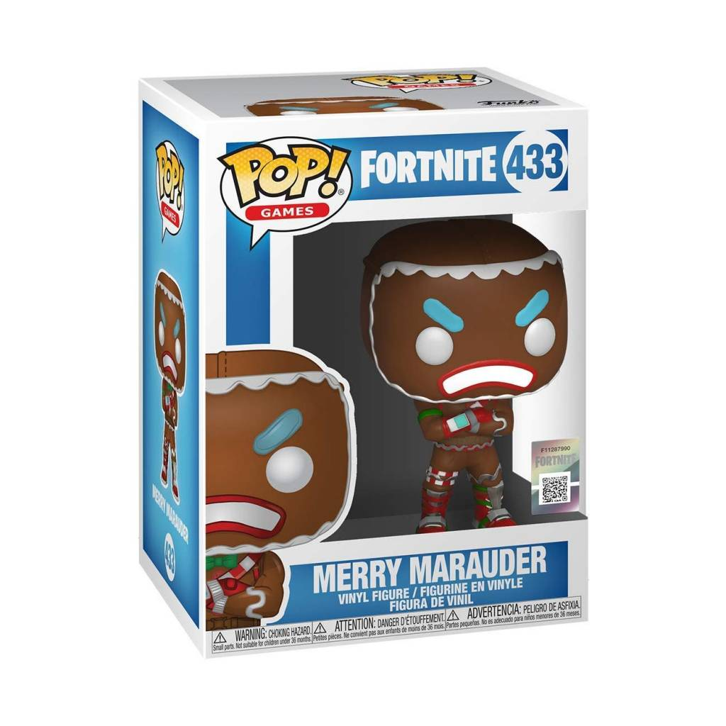 Pop VG Fortnite Merry Marauder