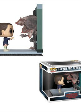 Pop! Eleven & Demogorgon