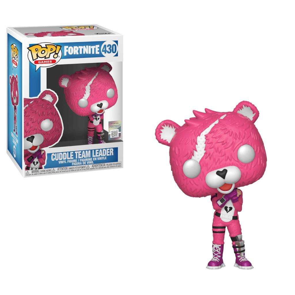 Pop VG Fortnite Cuddle Team Leader
